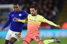 3 Fakta Menarik dari Laga Leicester Vs Man City di Liga Inggris