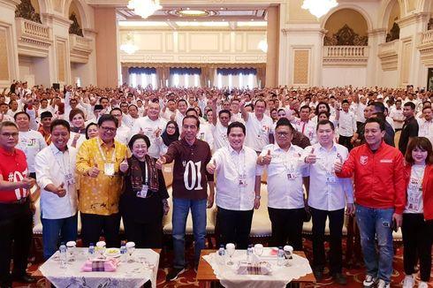Cara Tim Kampanye Menangani Daerah yang Belum Diungguli Jokowi-Ma'ruf