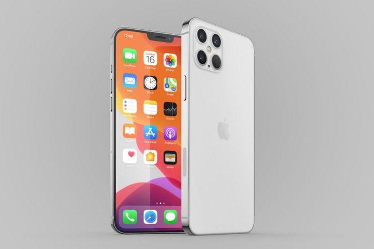 Tampang iPhone 12 Pro Max Bocor di Situs Belanja Online Indonesia