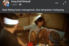 Anggota DPR Ditampar 2 Kali oleh Pria yang Anaknya Hendak Diselamatkan