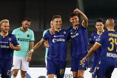 Hellas Verona Vs Inter, Gol Cepat Bawa Tuan Rumah Unggul