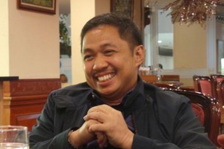 Presiden Partai Keadilan Sejahtera, Anis Matta. Gambar diambil Jumat (21/6/2013).