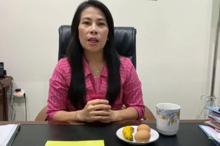 Wali Kota Singkawang, Kalimantan Barat, Tjhai Chui Mie