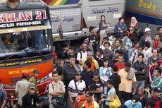 Tiga Sopir Bus di Terminal Rambutan Positif Narkoba