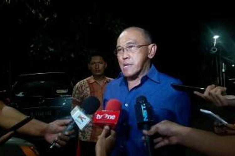 Ketua Umum Partai Golkar versi munas Bali Aburizal Bakrie