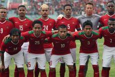 Indonesia Naik 4 Anak Tangga di Ranking FIFA
