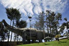 Fosil Tertua Titanosaurus atau 'Dinosaurus Ninja' Ditemukan di Argentina