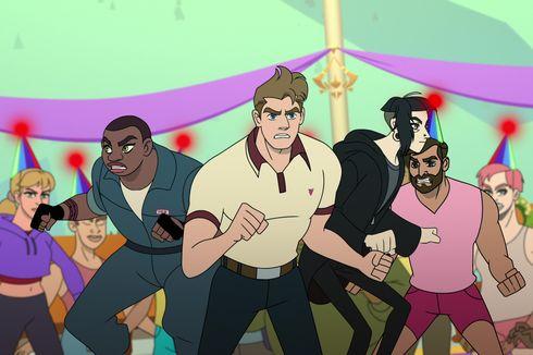 Sinopsis Q-Force, Agen Rahasia dan Tim Superhero LGBTQ