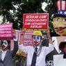 Amnesty Kecam Kekerasan Polisi terhadap Demonstran RUU Cipta Kerja