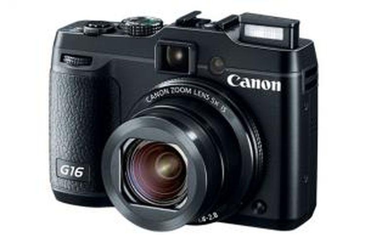 Kamera saku Canon PowerShot G16