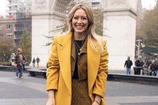 Hilary Duff Sukses Tùrunkan Berat Badan dengan Kardio dan Angkat Beban