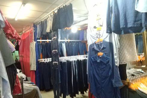 Baju Bekas di Pasar Baru Tetap Eksis di Tengah Menjamurnya Online Shop