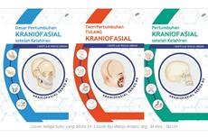 Minim Dipelajari, Pakar Unair Tulis Buku tentang Kraniofasial