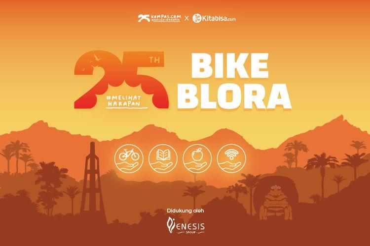 Kompas.com #MelihatHarapan Bike Blora 2021.