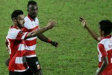 Kalahkan Bhayangkara FC, Madura United Juara Cilacap Cup
