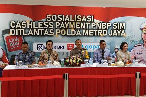 Bikin SIM di Polda Metro Jaya Bisa Bayar Pakai Go-Pay