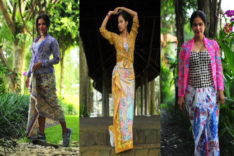 Wisni Indarto selama tujuh tahun terakhir mengenakan kutu baru dan batik setiap harinya dalam segala situasi dan suasana.