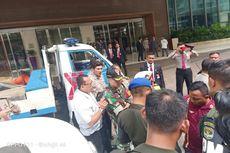 Geledah Mobil di Hotel, Polisi Temukan Senjata Tajam dan Undangan Pelantikan Jokowi-Ma'ruf