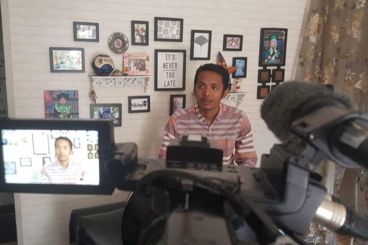 Koordinator Save Our Soccer (SOS), Akmal Marhali.