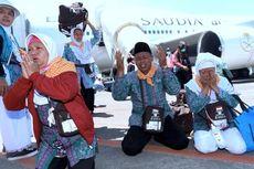 64 Persen Jemaah Haji Indonesia Telah Kembali ke Tanah Air