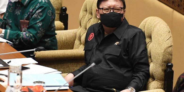 Ternyata Menteri Tjahjo Bakal Kenakan Sanksi Bagi ASN yang Memodifikasi Kendaraan Dinas