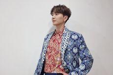 Mengintip Detail Batik Karya Ridwan Kamil yang Dikenakan Personel Super Junior