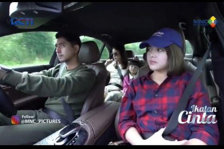 Cuplikan tayangan Ikatan Cinta episode 20 April.