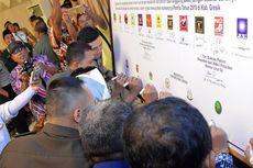 15 Parpol Deklarasikan Pemilu Damai, Janji Tak Akan Angkat Isu SARA