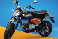 Honda Monkey Edisi Hot Wheels Meluncur, Cuma 150 Unit