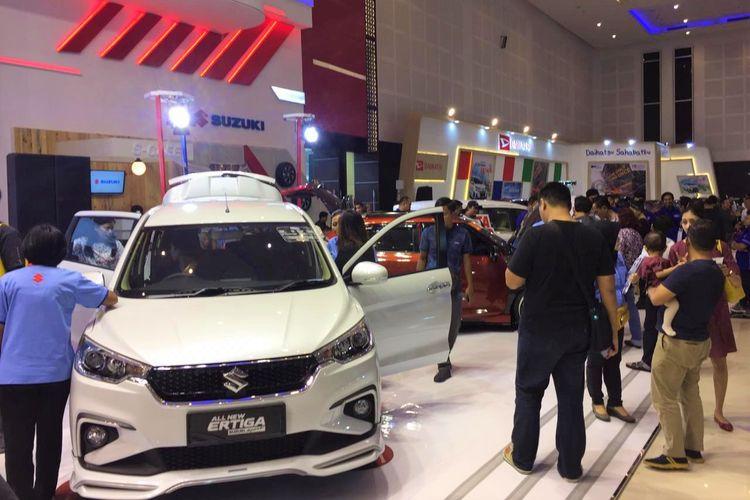 Suzuki di GIIAS Surabaya