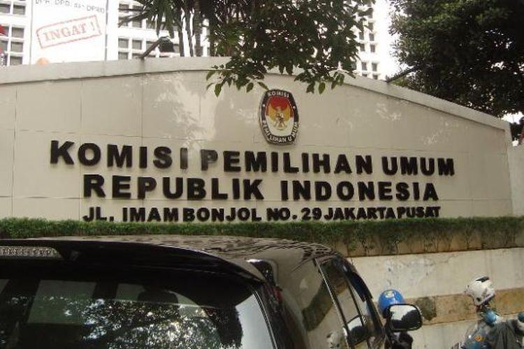 Gedung Komisi Pemilihan Umum