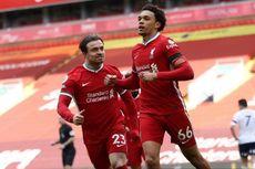 Liverpool Vs Aston Villa, Gol Alexander-Arnold Lahirkan Catatan Unik