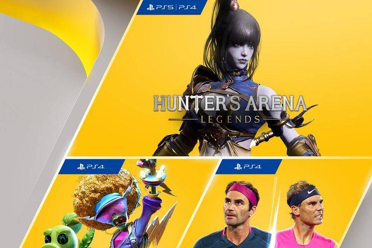 Ilustrasi game gratis PS Plus Agustus 2021.