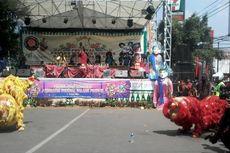 Festival Palang Pintu, Arus Lalu Lintas di Kemang Dialihkan
