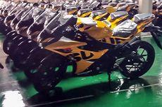 GSX-R150 Punya Kuning dan Pink, Ini Kata Suzuki