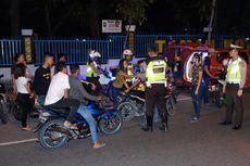 Razia Balap Liar dan Geng Motor di Pekanbaru, Ratusan Remaja Diamankan