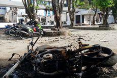 Fakta di Balik Puing-puing Kerusuhan Jayapura, 69 Kendaraan Dibakar hingga 28 Orang Tersangka