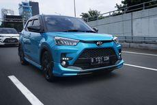 Minat Toyota Raize, Inden Sampai Tahun Depan