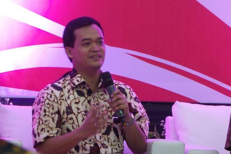 Pengamat Politik Universitaa Islam Negeri Syarif Hidayatullah Gun Gun Heryanto