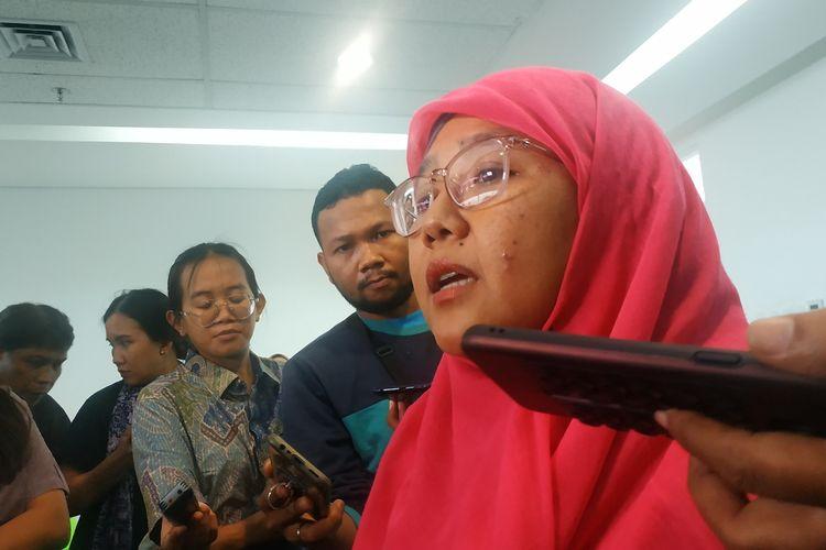 Spesialis pulmonologi Rumah Sakit Universitas Indonesia, Depok, Raden Rara Diah Handayani.