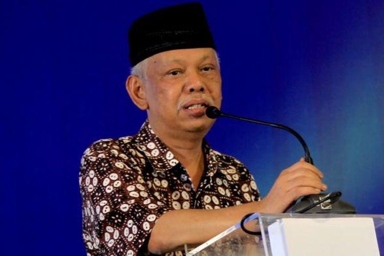 Guru Besar UIN Syarif Hidayatullah Jakarta Azyumardi Azra.