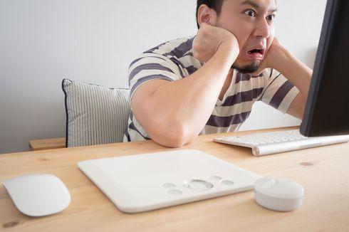 Hati-hati, Kerja Terlalu Keras Bisa Sebabkan Burnout