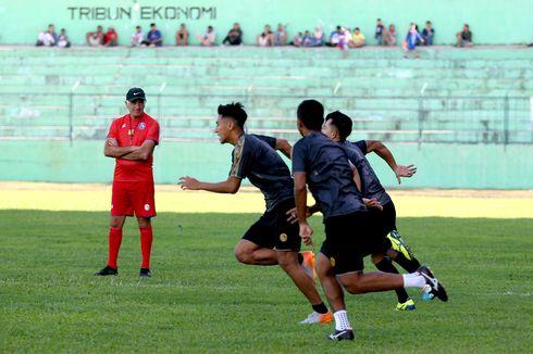 Posisi Pemain yang Masih Dibutuhkan Mario Gomez di Arema FC