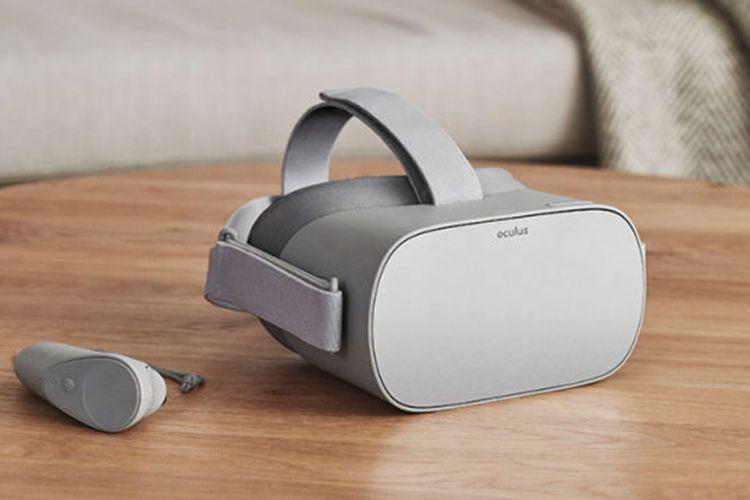 Headset VR Oculus Go.
