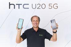 Kangen Keluarga, CEO HTC Yves Maitre Mengundurkan Diri