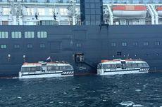 434 ABK WNI Kapal Eurodam Dievakuasi ke Pelabuhan Tanjung Priok