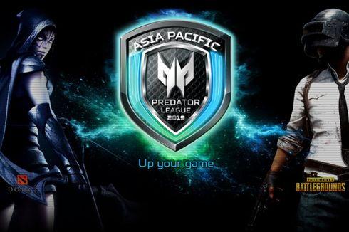 Acer Gelar Kompetisi E-sport Predator League Berhadiah Miliaran Rupiah