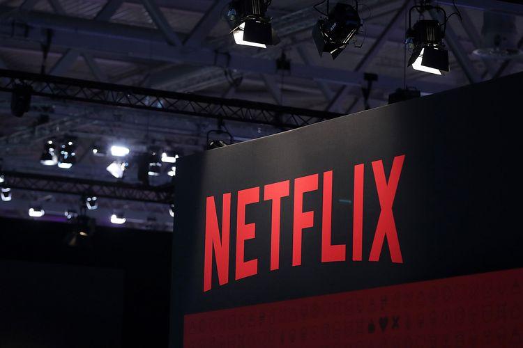Logo Netflix.
