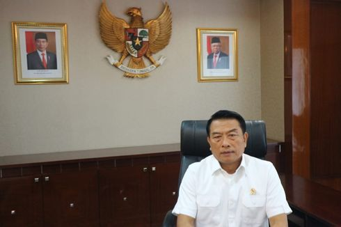 Eks Direktur Jiwasraya Sempat Kerja di KSP, Moeldoko Akui Kecolongan