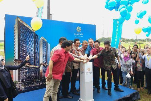 Vasanta Group Optimistis Raup Rp 450 Miliar dari Menara Botan